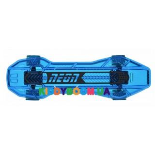 Скейтборд Neon Cruzer Синий N100790