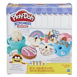 Набор для лепки Выпечка и пончики Плей До Hasbro Е3344