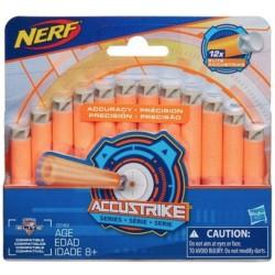 Набор стрел ACCUSTRIKE (12 шт) Hasbro NERF C0162