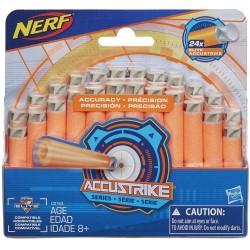 Набор стрел ACCUSTRIKE Hasbro NERF (24 шт) C0163