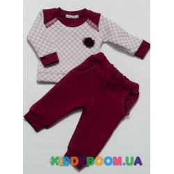 Спортивный костюм Няня Розовый капитон р.68-86