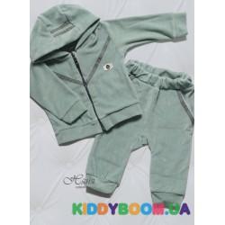 Спортивный костюм Няня Dustry mint р.68-92