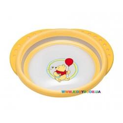 Тарелка с крышкой Disney Easy Learning NUK 10255093