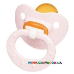 Пустышка ортодонтическая для сна Baby Rose 0-6 мес NUK 10725759