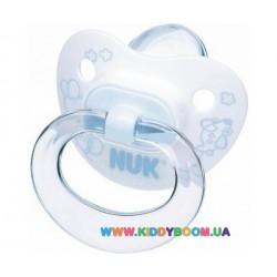 Пустышка для сна BABY Blue с кольцом р.1 Nuk 10729576