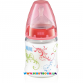 Бутылочка для кормления с силиконовой соской First Choise 150 мл Nuk 10743217