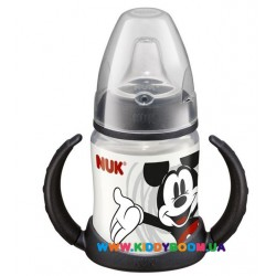 Поильник FIRST CHOICE Disney 150 мл с ручками NUK 10743499