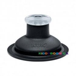 Насадка силиконовая Тяни-толкай для поильников NUK (3952679)