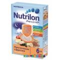 Каша молочная Nutrilon мультизлаковая с фруктами (с 6 мес.) 225 гр