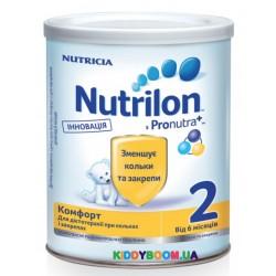 Сухая молочная смесь с 6-ти мес. Nutrilon Comfort 2 (400 гр.)