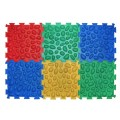 Массажный коврик Ortek (Ортек) Пазлы (6 элементов) 6083