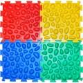 Массажный коврик Ortek (Ортек) Пазлы (4 элемента) 5936