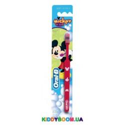 Детская зубная щетка Oral-B Mickey (2-7 л)  81309462