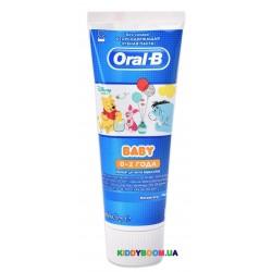 Детская зубная паста Oral-B Baby Winnie The Pooh (0-2 года) 81663361