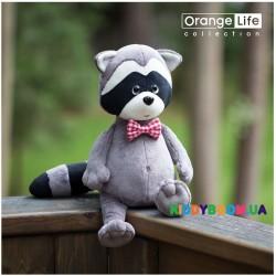 Мягкая игрушка Енот Дэнни в бабочке (25 см) Orange OS614/20