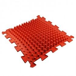 Ортопедический массажный коврик пазлы Микс Шипы 1 элемент Ortek (Ортек) (5 цветов в ассорт.)
