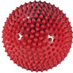 Полусфера массажная балансировочная Ortek (Ортек) красный