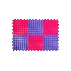 Массажный коврик-аппликатор Ortek (Ортек) Лотос Пазлы 6 элементов
