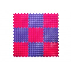 Массажный коврик-аппликатор Ortek (Ортек) Лотос Пазлы 9 элементов