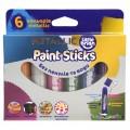 Набор красок-карандашей 6 шт. Metallic PaintStick LBPS10MA6