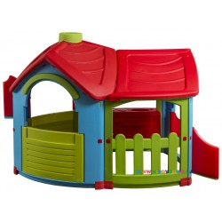 Детский игровой домик PalPlay Triangle Villa with extension PalPlay 26684