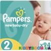 Подгузники Pampers  New Baby 2 mini JP (3-6 кг)  94 шт