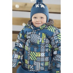 Комплект зимний для мальчика р-р 80-104 Perlim Pinpin VH235A