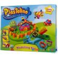 Набор для лепки Домик Plastelino NOR2656