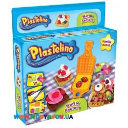 Набор массы для лепки Вафельница Plastelino NOR2663