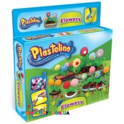 Набор массы для лепки Цветочная фантазия Plastelino NOR2830