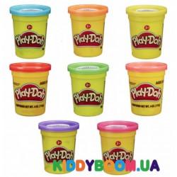 Пластилин Play-Doh 1 Баночка в ассортименте (112 гр.) Hasbro B6756