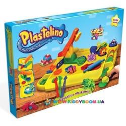 Набор для лепки Художественная мастерская Plastelino NOR3257