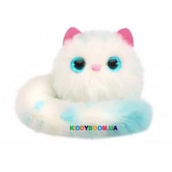 Игровой набор с интерактивной кошечкой  POMSIES - Снежка (свет, звук) 01951-Sn