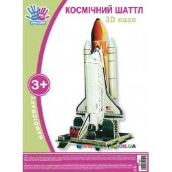 3D пазл Ухтышка Космический шаттл 951091
