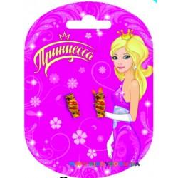 Серьги Сладкие конфетки Принцесса AS12216