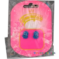 Серьги Осьминожки Принцесса PA-11221