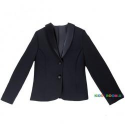 Пиджак с бантом на спине р.122-134 Purpurino 214201