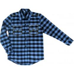 Рубашка р.122-140 Purpurino 5036