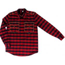 Рубашка р.122-134 Purpurino 5037