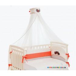 Балдахин на детскую кроватку Putti Baby Bird ВВВ-3-1