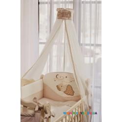 Балдахин на детскую кроватку Putti Starry night