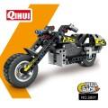 Конструктор Qihui 5801 инерционный мотоцикл 183 детали