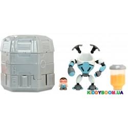 Игровой набор с роботом READY2ROBOT Фантастический сюрприз (в ассортименте) 551034