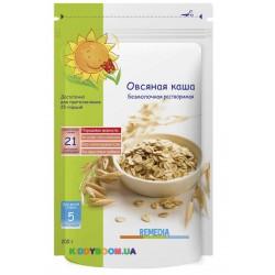 Каша безмолочная Remedia овсянная (с 5 мес.) 200 гр