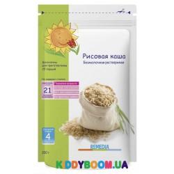 Каша безмолочная Remedia рисовая (с 4 мес.) 200 гр