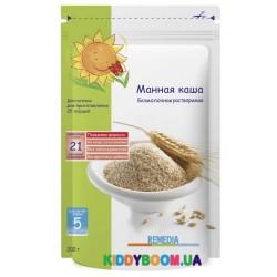 Каша безмолочная Remedia манная (с 5 мес.) 200 гр
