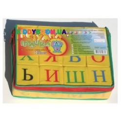 Набор кубиков Русский алфавит Умная игрушка RI21