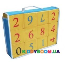Набор кубиков Математика Умная игрушка