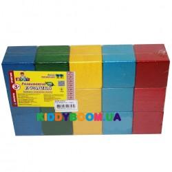 Кубики цветные Руді Ду-60