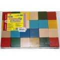 Кубики цветные 24 дет. Руді Ду-62